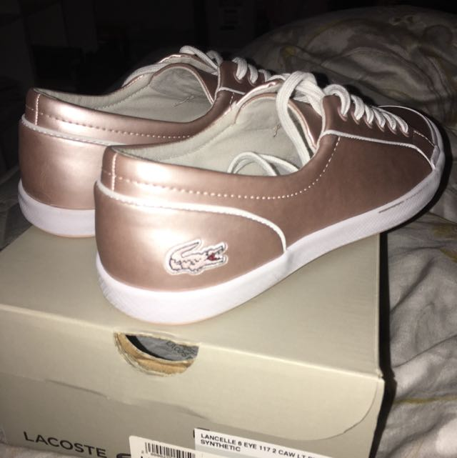 Lacoste Pink Pearl Shoes