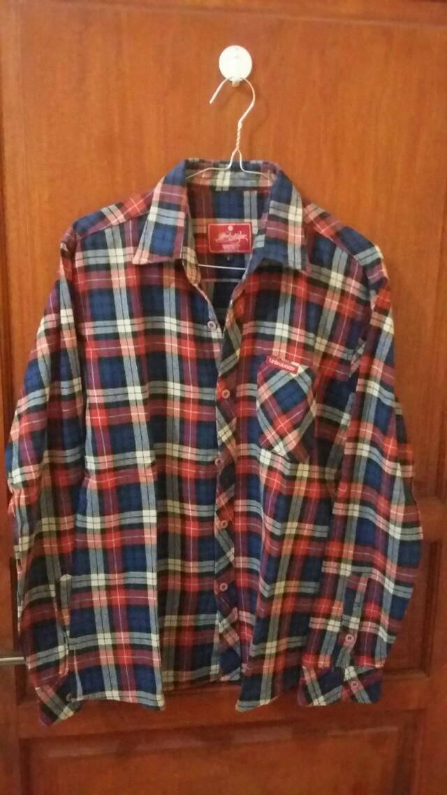 Linkswear Distro Flannel shirt