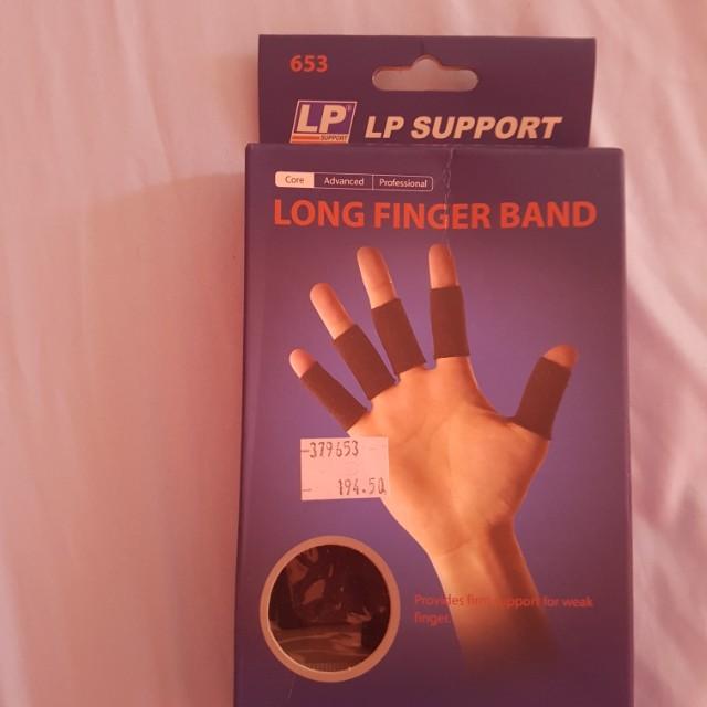 Long finger band
