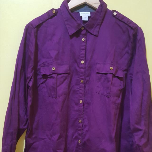 Long Sleeves Polo Shirt On Sale