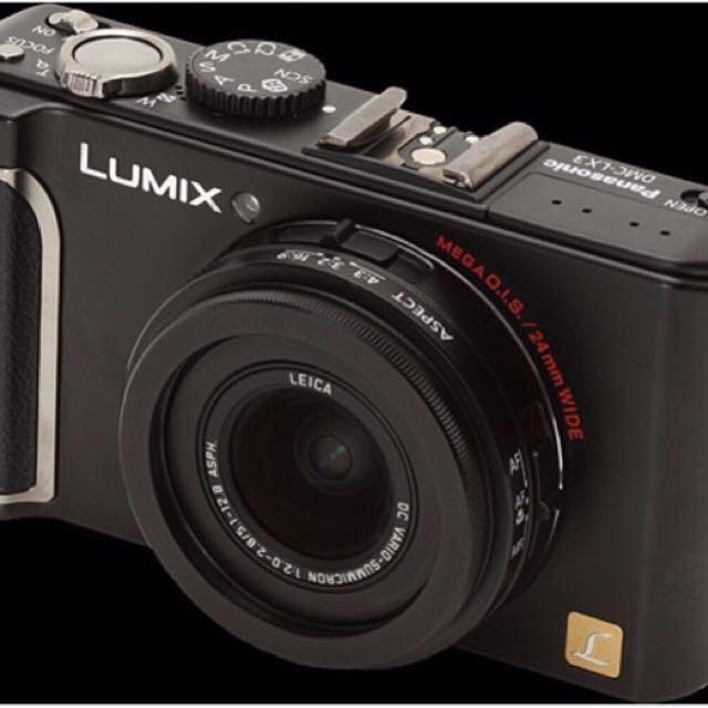 LUMIX相機