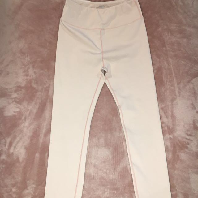 Luxe Fitness Blush Leggings S10