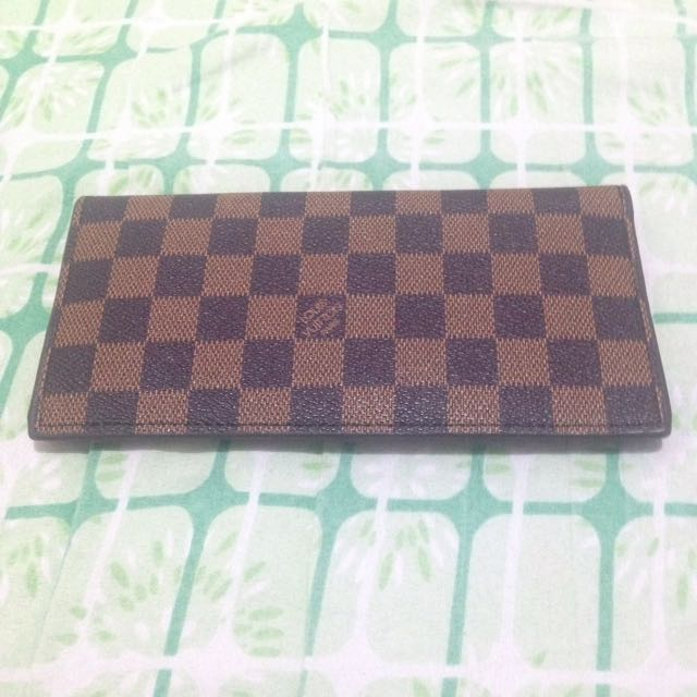 LV LONG WALLET FOR UNISEX (Class A)