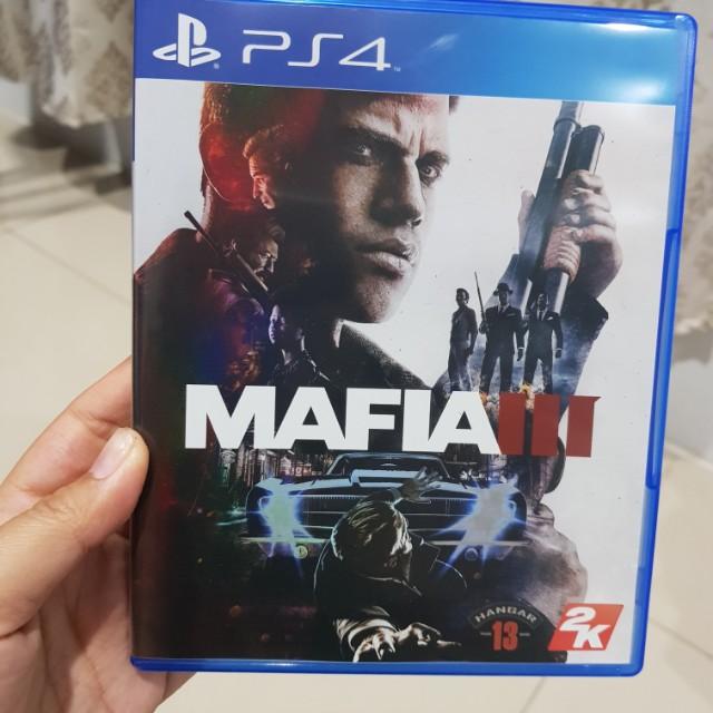 Mafia III untuk Ps4