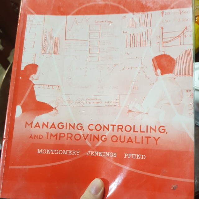 Managing, Controlling and Improving Quality