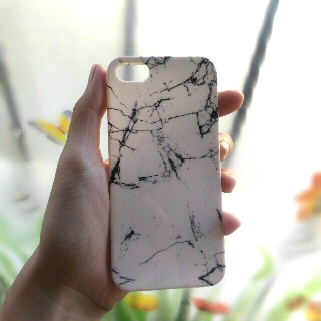 Marble Case Iphone 5/5s Free Ongkir Jabodetabek