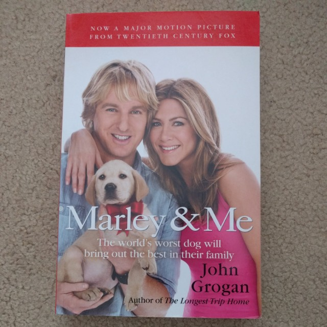 'Marley and Me' by John Grogan