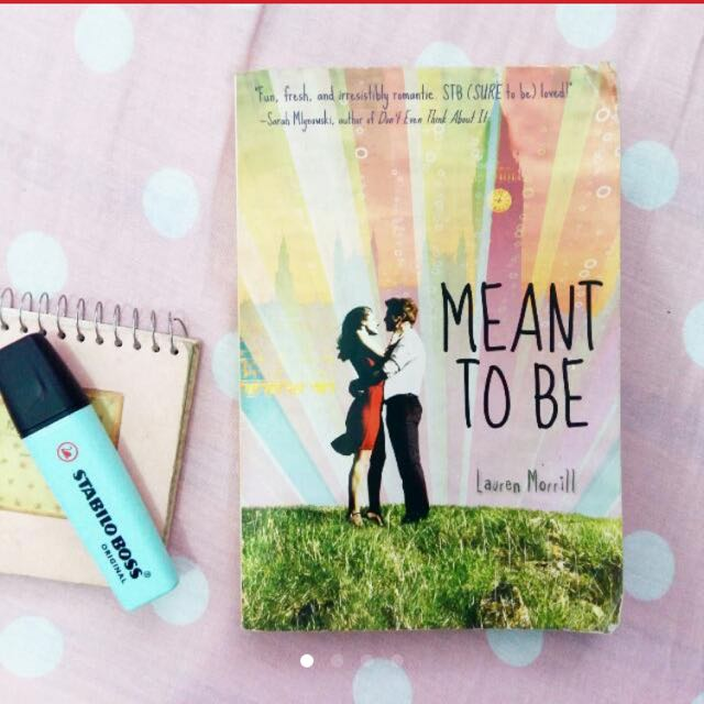 Meant To Be by Lauren Morill