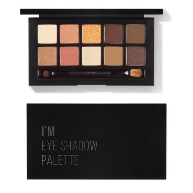 Memebox I'm Meme I'm Eyeshadow Palette #SP01 Day to Night