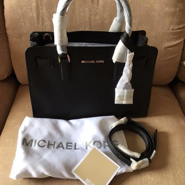 43ce2614d7af2b Michael Kors Dillon East West Satchel, Women's Fashion, Bags ...