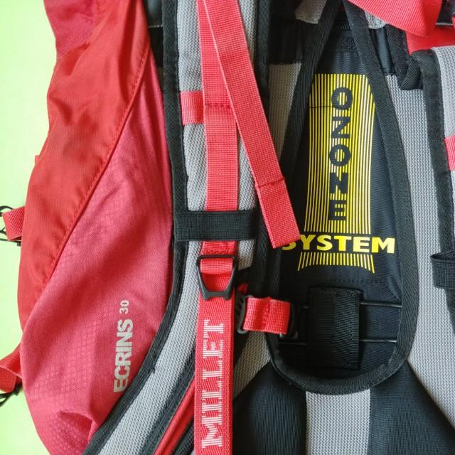 MILLET backpack 30L