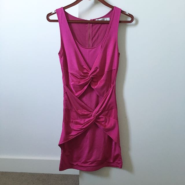 Minkpink Knot Dress
