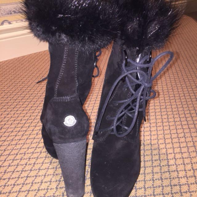 Montclair fashion winter boots size 8.5