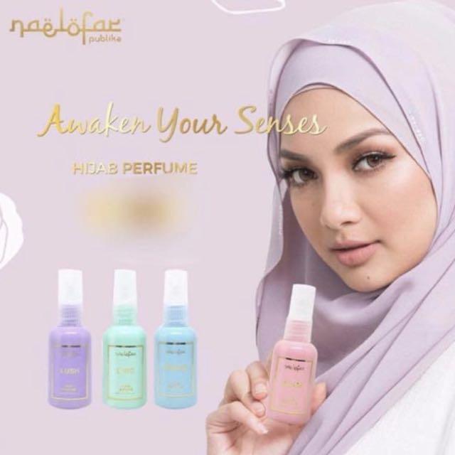 Naelofar Hijab Perfume