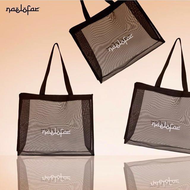 Naelofar Shopping Bag