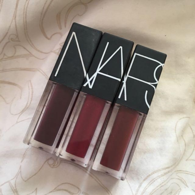 Nars Velvet Lip