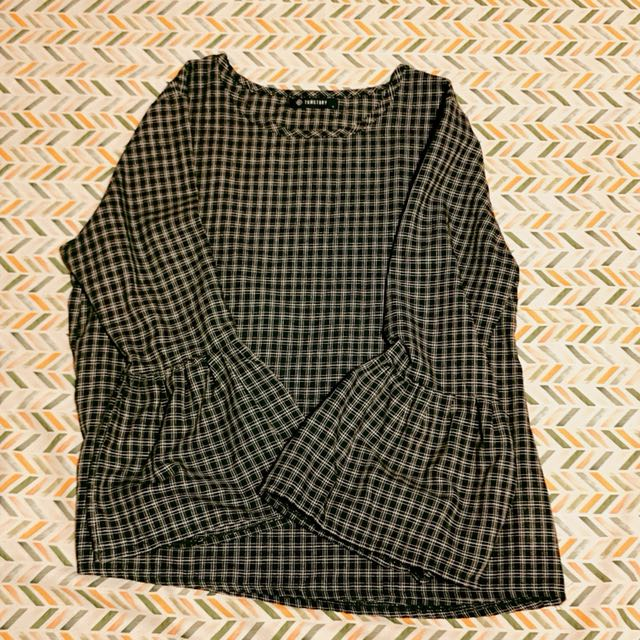 [new] causal blouse