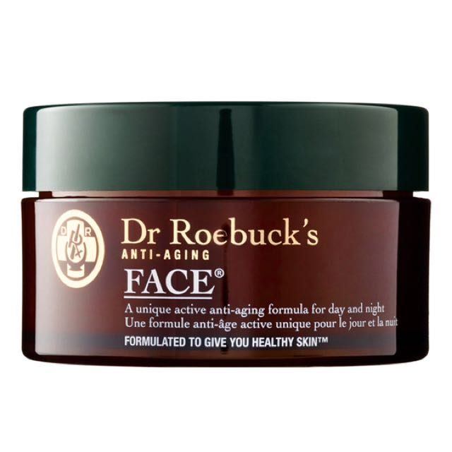 New Dr Roebuck's Anti Ageing Cream