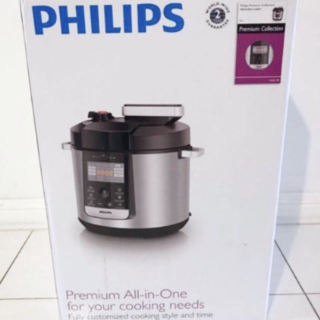 New Philips Cooker