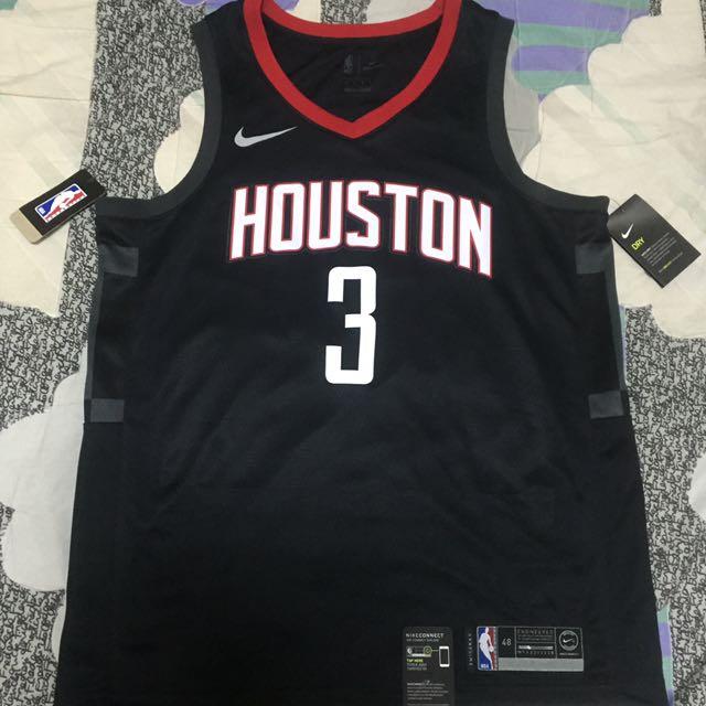 NIKE NBA SWINGMAN CP3 JERSEY 火箭黑 球衣