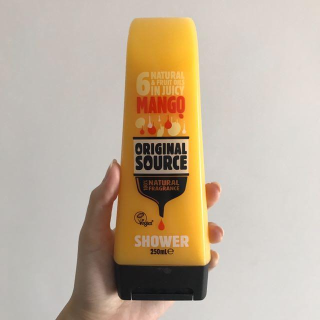 Original source mango shower gel