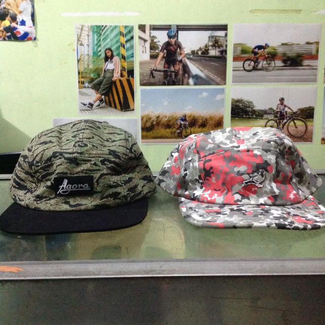 Panel Hats Brand New