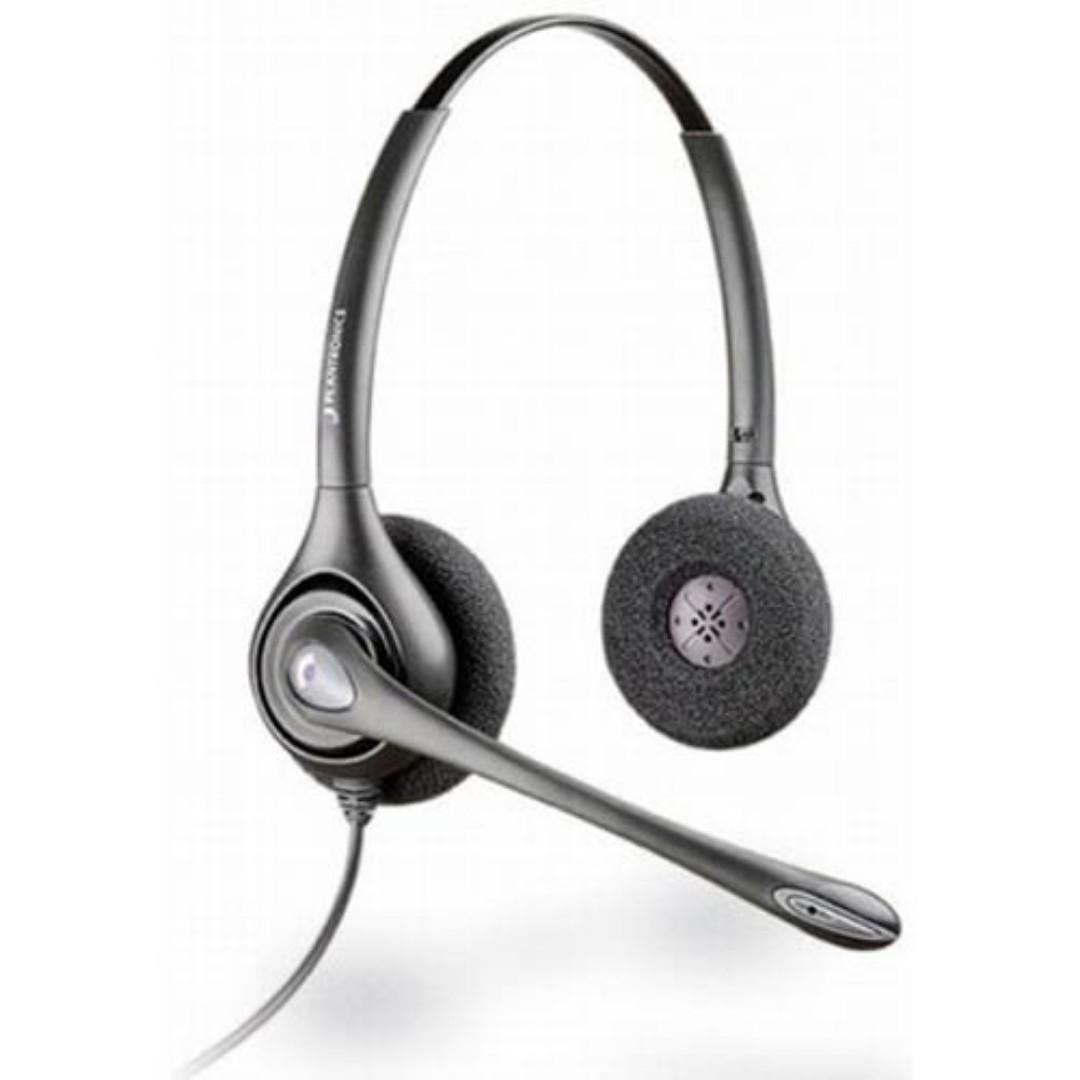 Plantronics Headset Supra Plus HW261N (Headset Handsfree Conference)