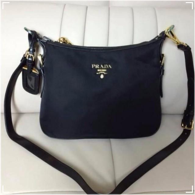 b62d3f3fca6 🔥 💯% Original Prada BT0706 Tessuto Saffiano Nylon and Leather ...