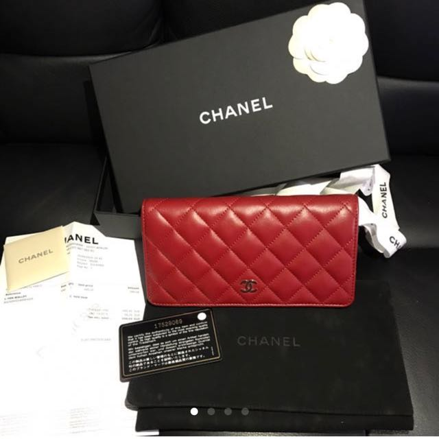 8d369e4b338f Preloved Chanel Wallet *price reduced*, Luxury, Bags & Wallets on ...
