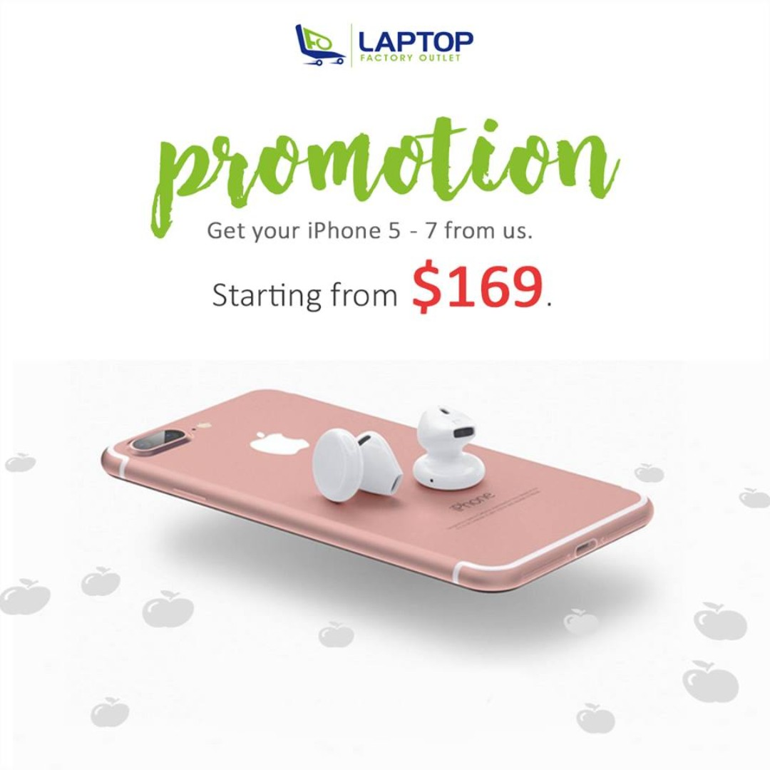 IPhones Promotion! [Preowned]