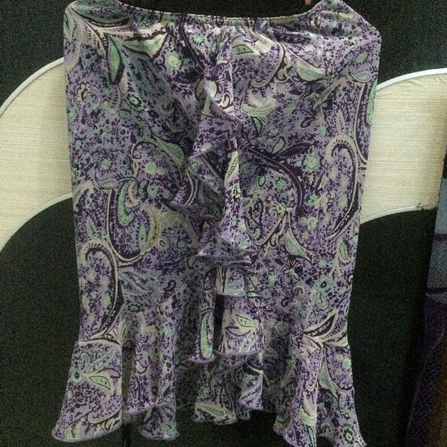 Purple Remple Skirt