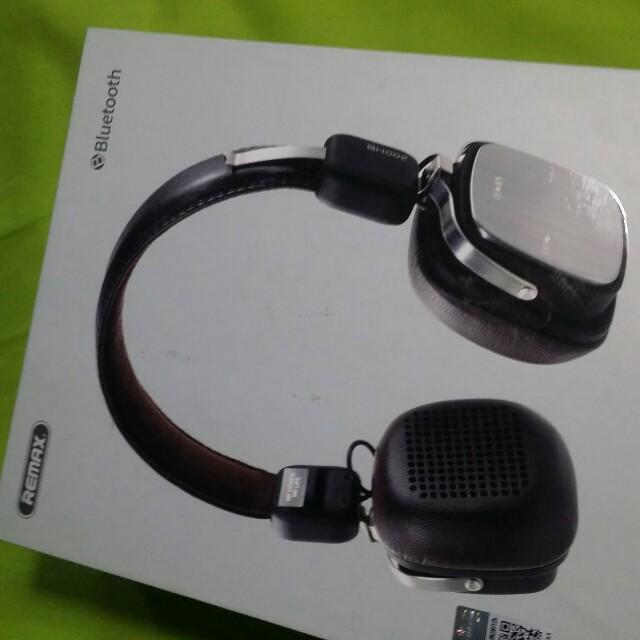 Remax Bluetooth Headphones