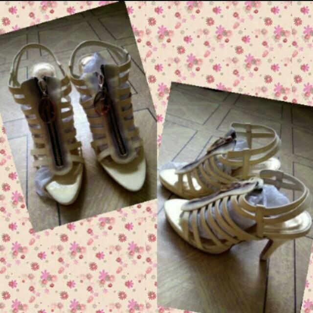 REPRICED! High heel sandals