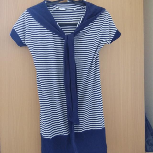 #CNY2018 Sailor dress