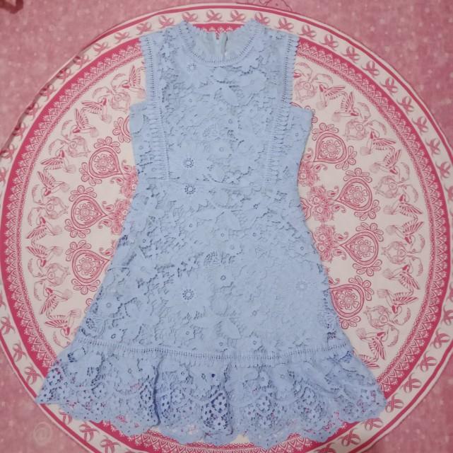 Self portrait insp dress