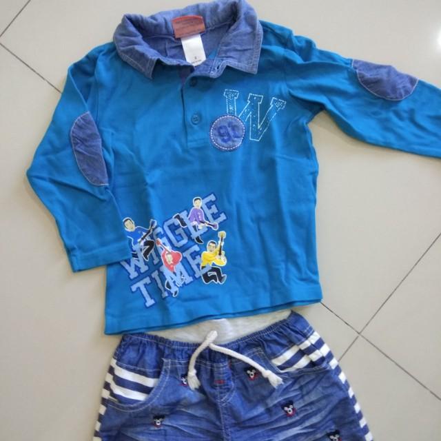 Set Baju