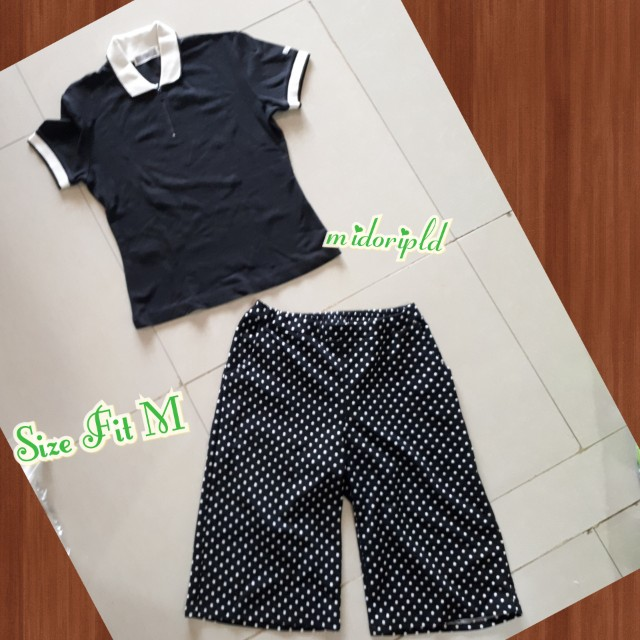 Set Top and short