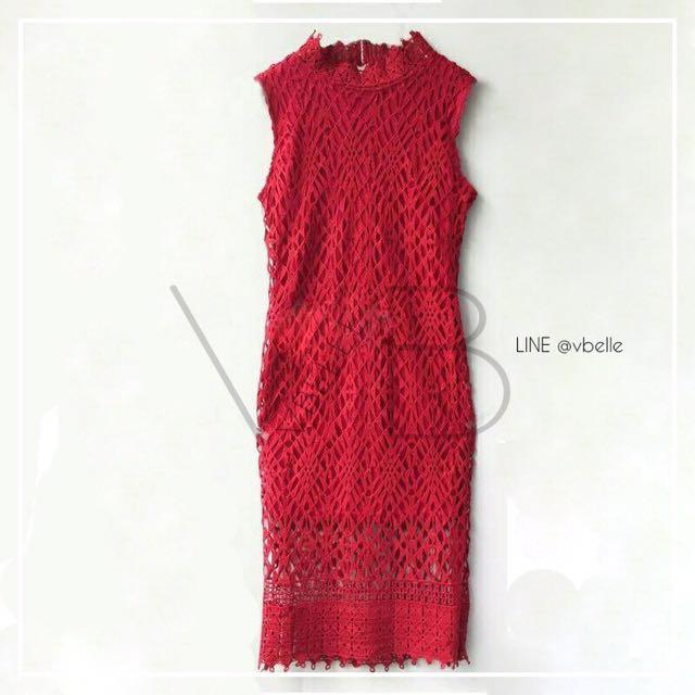 Sienny Midi Dress