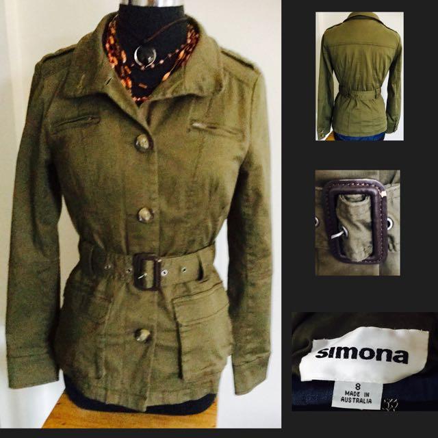 SIMONA, Ladies Jacket