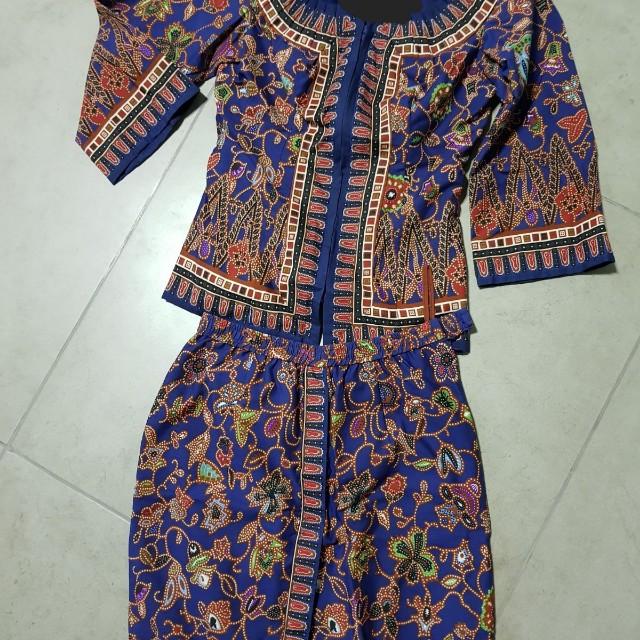Singapore Dress