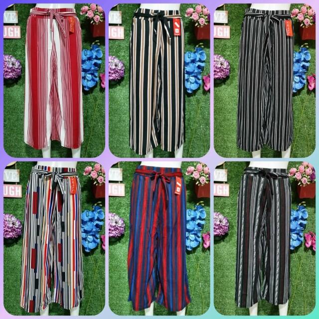 Stripes Pants