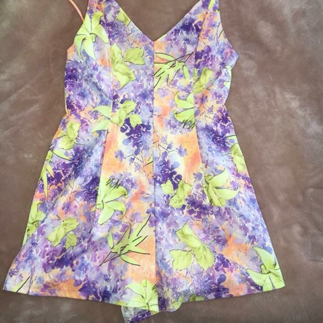 Summer Playsuit S12