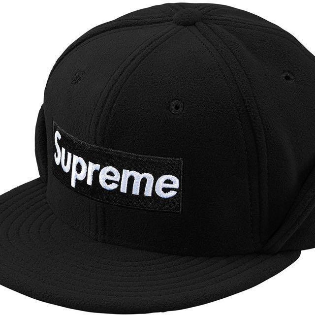 54743912795 Supreme FW17 Polartec Cap