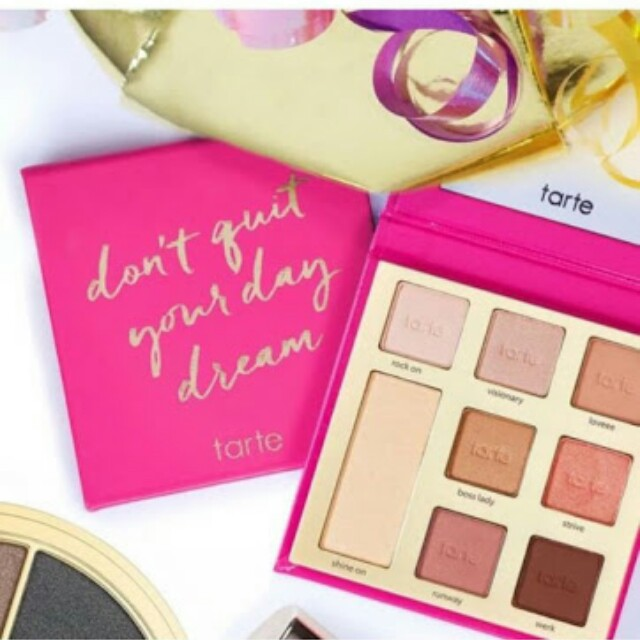 TARTE Don't quit your daydream palette