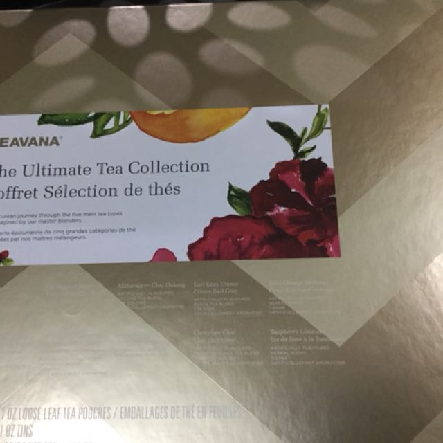 TEAVANA The Ultimate Tea Collection