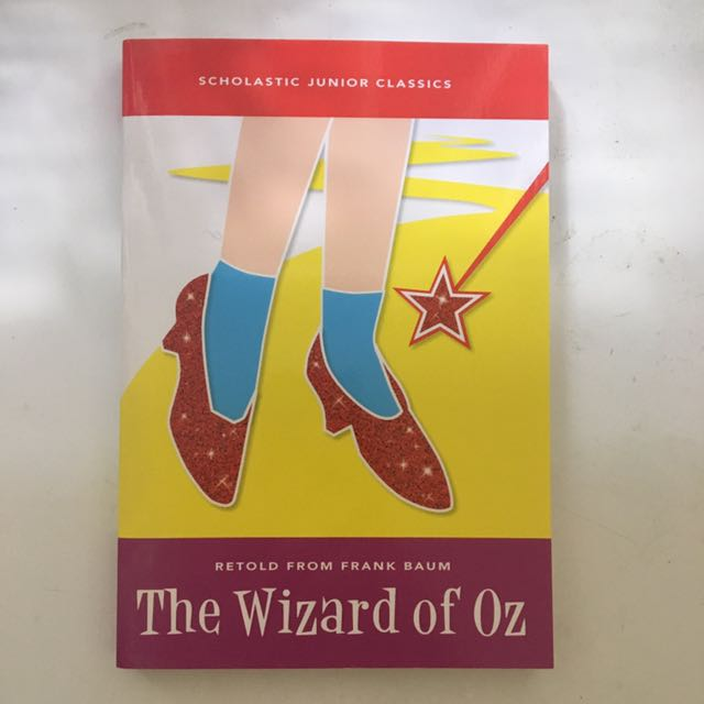 The Wizard of Oz Book