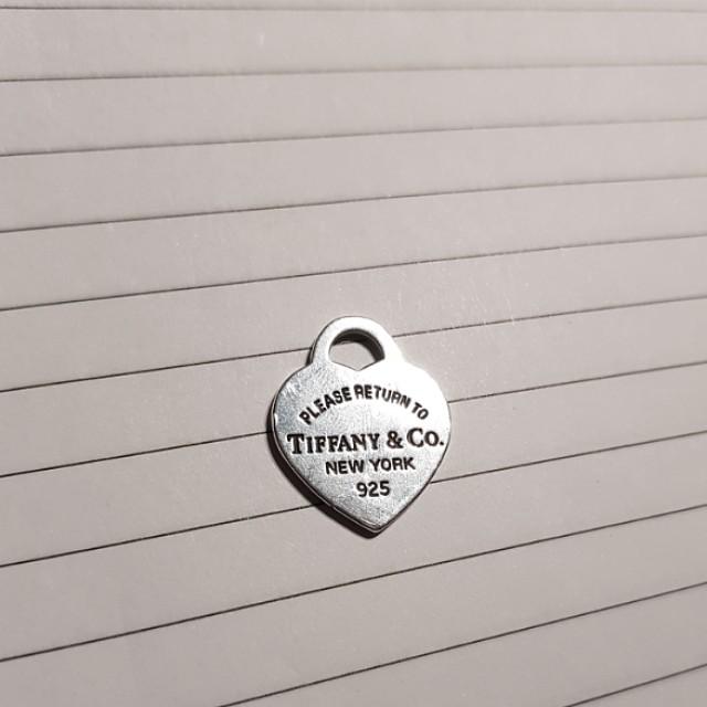 Tiffany & Co. Return to Tiffany Small Pendant
