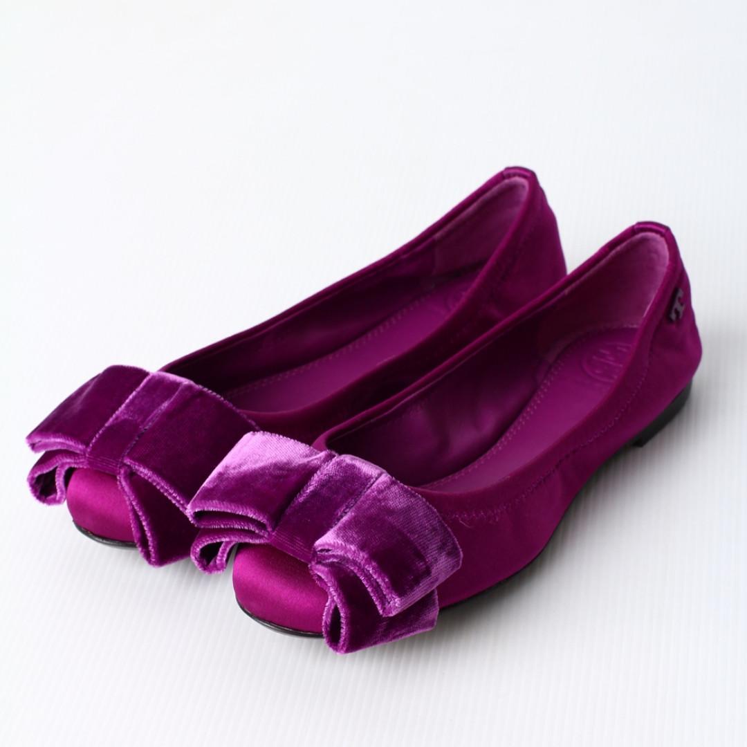Tory Burch Original purple size 35