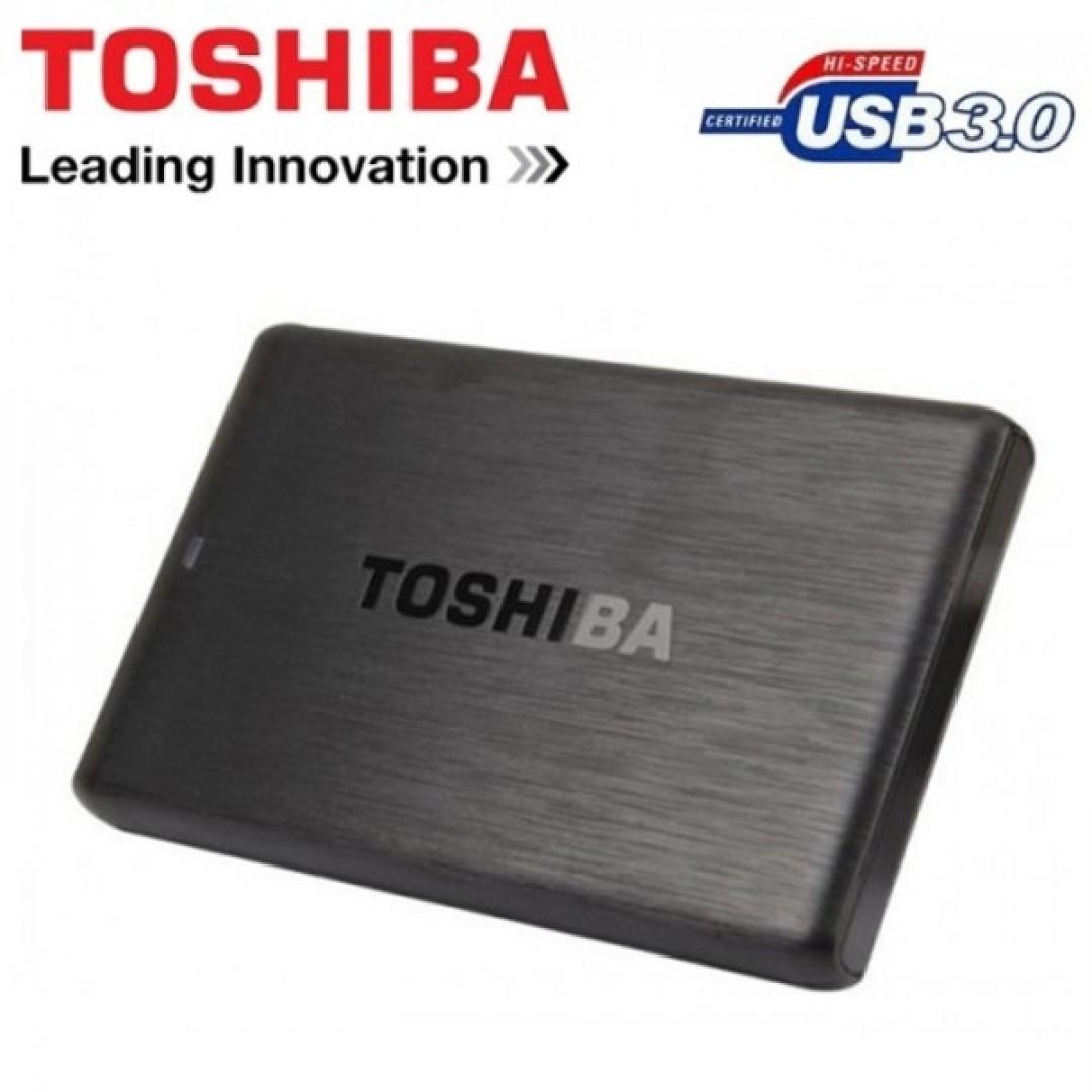 Toshiba Canvio Simple 1tb External Hard Disk Usb 30 Electronics Hardisk Photo