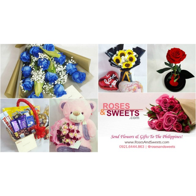 Valentine's Flowers And Gifts